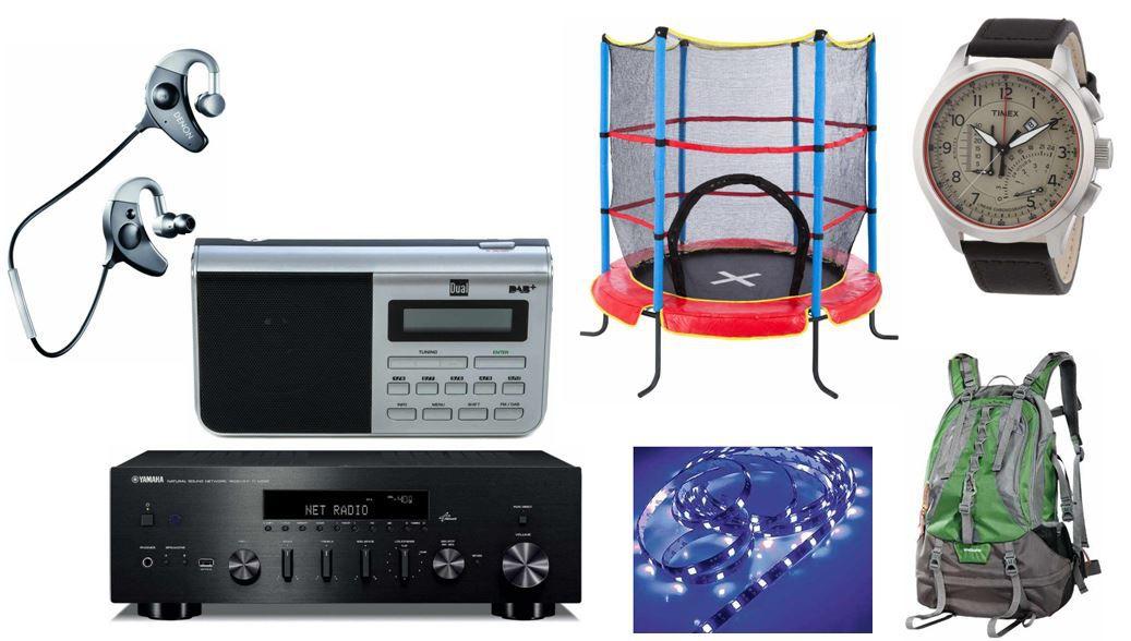 Yamaha R N500   Netzwerk Receiver mit AirPlay und App Steuerung für 335€ bei den Amazon Blitzangeboten