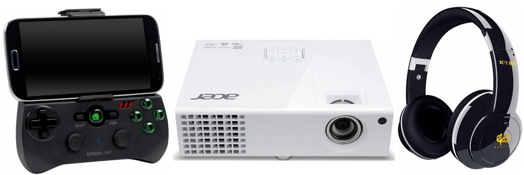 Acer X1373WH   3D WXGA DLP Projektor mit 3.000 ANSI Lumen für 299€ bei den Amazon Blitzangeboten