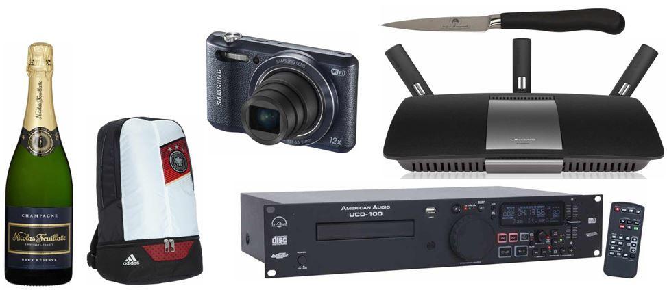 Samsung WB35F   16 Megapixel Smart Digitalkamera für 109€ bei den Amazon Blitzangeboten