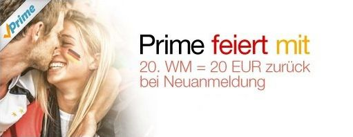 Amazon Prime Mitgliedschaft für nur 29€ im ersten Jahr dank Gutschein   Update!