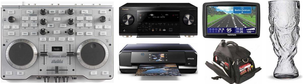 Pioneer SC 1223 K   7.2 Receiver mit AirPlay, App Webradio bei den Amazon Blitzangeboten