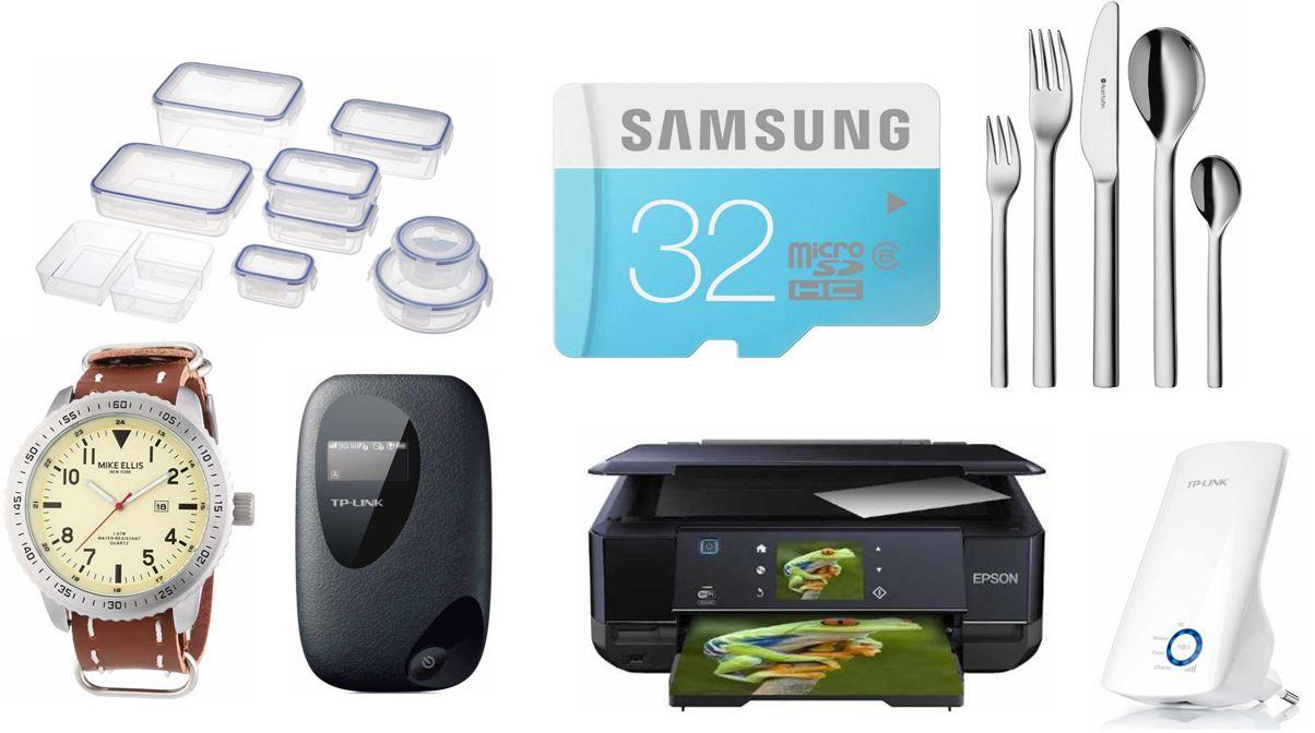 Samsung NX Mini Smart Systemkamera und mehr Amazon Blitzangebote