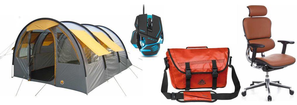 VAUDE Tasche Luke S für 26,95€ und 19 weitere Amazon Blitzangebote