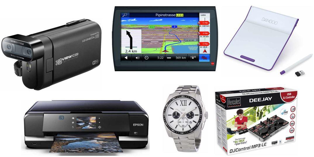 Epson XP 950 Expression Photo Farbdrucker und 15 weitere Amazon Blitzangebote