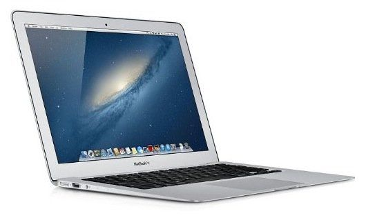 Apple MacBook Air (2013, 13 Zoll, 1,3 GHz, 4GB Ram, 128GB SSD) für 799€