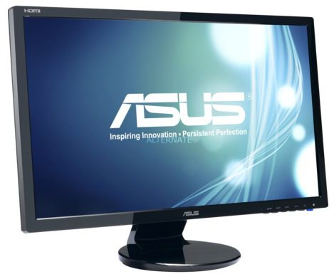 Asus VE248H Asus VE248H   24 Zoll Full HD Monitor mit 2ms für 139,90€