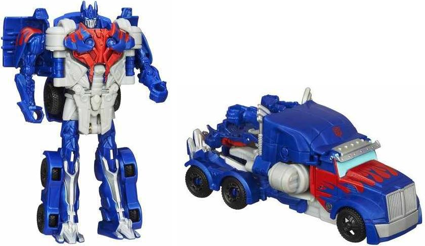 Autobot Hasbro A9863E24   Transformers Optimus Prime Movie 4 Rid One Step, Actionfigur ab 9,98€