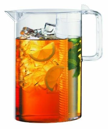 Bodum 10619 10 Bodum 10619 10 Ceylon Eisteekanne (3 Liter) ab 13,61€ (statt 23€)