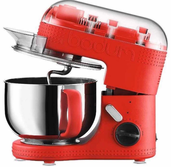 BODUM 11381 294   Bistro Küchenmaschine schwarz statt 249€ ab 179€ Update