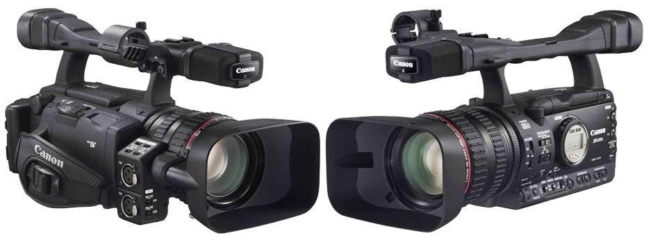 Canon XH A1S HD Camcorder   Profi Kamera statt 1.833€ für nur 1.499€