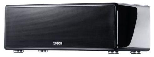 Canton musicbox M Lautsprechersystem (AM/FM Tuner, 300 Watt) mit Dock Connector für Apple iPod/iPhone für 299€