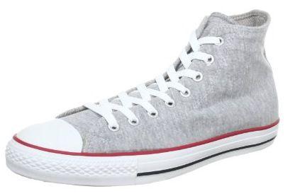 Converse AS HI Sweat Sneaker in Grau für 35,32€