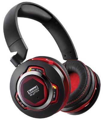 Creative Sound Blaster Evo Zx & Evo ZxR Wireless Headsets ab 128€ (Vergleich: 180€)