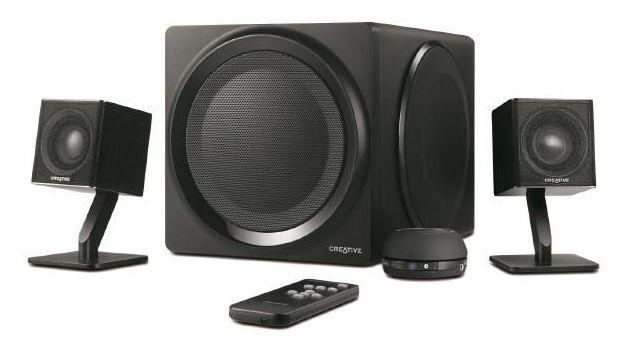 Creative T4 Bluetooth 2.1 Wireless Soundsystem Creative T4 Bluetooth 2.1 Wireless Soundsystem mit NFC für 199€