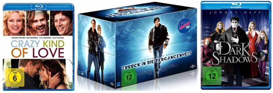 DVD Blu ray Blurays 3D Dokus Weltnaturerbe ab 7,97€    bei den Amazon DVD und Blu ray Angeboten der Woche
