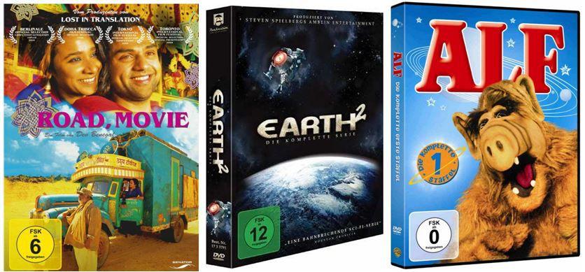 3 TV Serien für 25€ und mehr Amazon DVD und Blu ray Angebote Update!