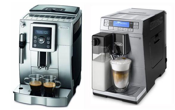 DeLonghi Kaffeevollautomat DeLonghi Kaffeevollautomaten mit guten Rabatten dank 200€ Amazon Gutschein   update!