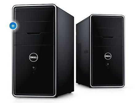 Dell Inspiron 3847 Komplett PC Dell Inspiron 3847 Komplett PC (i3 4150, 8GB Ram, 1TB, Win 8.1) für 314,09€