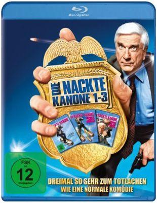 Die nackte Kanone   Box Set [Blu ray] für 17,97€