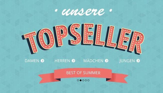 Sale bei Engelhorn   Topseller Artikel zu günstigen Preisen