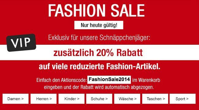 Galeria Fashion Sale Galeria Kaufhof: Sommer Sale mit bis zu 50% Rabatt + 20% Extra Rabatt im Fashion Sale