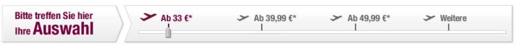 Germanwings   bis Montag One way Flüge ab 33€ inklusive Meilen in €uropa   wieder da!