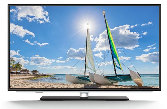 Grundig 48 VLE 744 BL Grundig 48 VLE 744 BL   48 Zoll 3D Full HD LED Fernseher für 499€