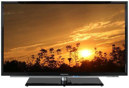 Grundig 55 VLE 988 BL   55 Zoll 3D LED TV (Full HD, A+, USB Recording, 400Hz PPR, DVB T/C/S2, 4 HDMI, USB) für 699€
