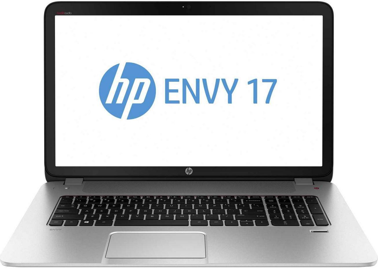 HP ENVY 17 j133eg Notebook   17,3 Notebook mit i7 4702, 16GB RAM, 2 x 1 TB HDD für 949€
