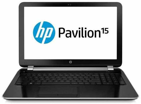 HP Pavilion 15 n067sg A10   15,6 Zoll Notebook mit 12GB Speicher, 1TB Festplatte für 469€