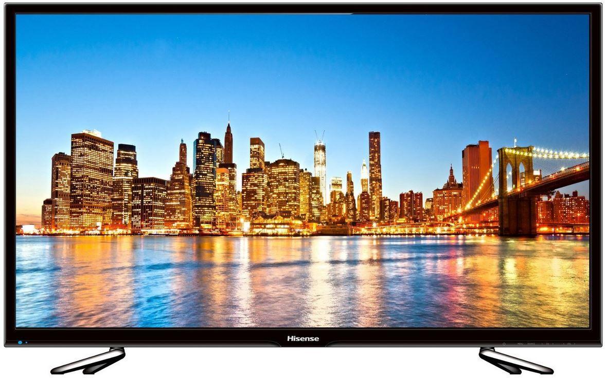 Hisense Angebot Hisense LTDN 40D36   40 Zoll Full HD LED Fernseher mit Triple Tuner für nur 269,99€