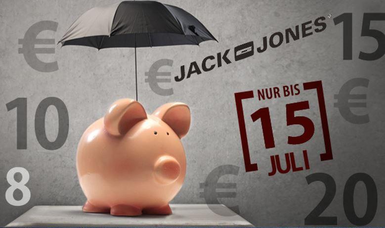 Jack & Jones Sale mit Artikeln ab 5€ und Rabatten bis zu 80%   Update