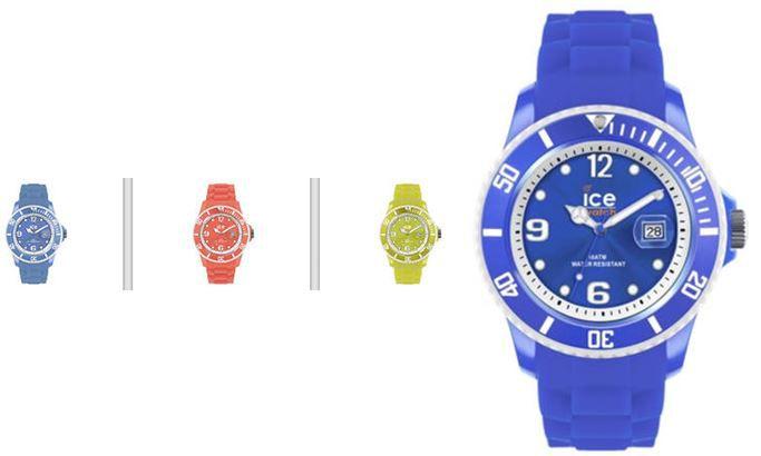 ICE  Ice Watch Beach Amparo (48 mm) für 42,32€ und mehr günstige ICE Angebote bei MeinPaket