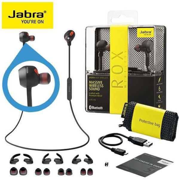 Jabra Jabra Rox   Wireless Bluetooth In Ears mit Dolby HD für 69,95€   Update!