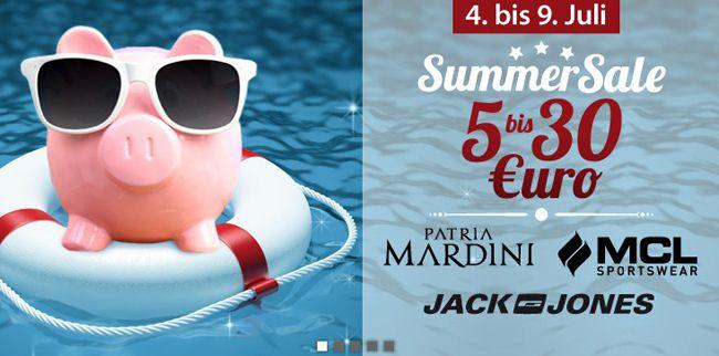 Jack & Jones Summer Sale bei Hoodboyz   Tank Tops für 5€, Sweatshirts für 10€ uvm.