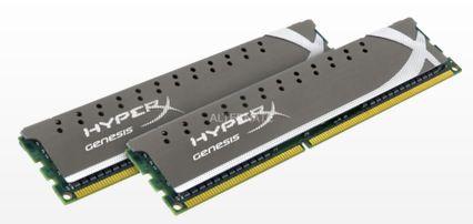 Kingston HyperX 8GB DDR3 1600 Ram Kit Kingston HyperX 8GB DDR3 1600 Ram Kit für 64,85€