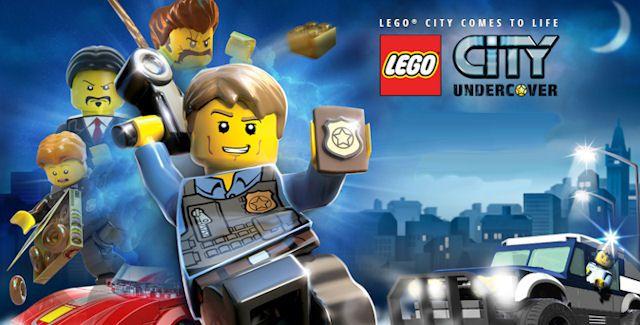 LEGO City Undercover LEGO City Undercover (Wii U) für 34,12€
