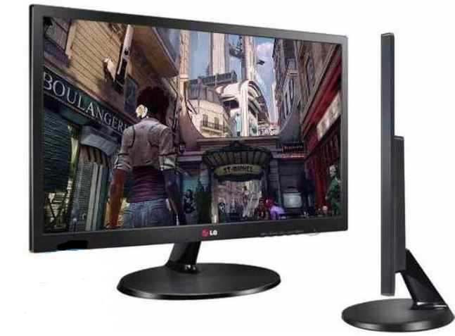 LG 24MS53S PZ Full HD Monitor TV mit IPS Panel für 199€ inkl. Versand statt 282€