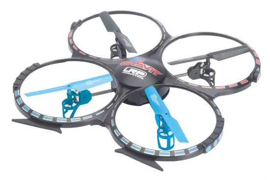 LRP H4 Gravit Micro LRP H4 Gravit Micro 2.4 GHz Quadrocopter für 45€