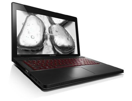 Lenovo IdeaPad Y510p   15,6 Zoll Notebook (Core i7 4700MQ, 16GB RAM, 256GB SSD, NVIDIA GeForce GT 755M) für 872,12€