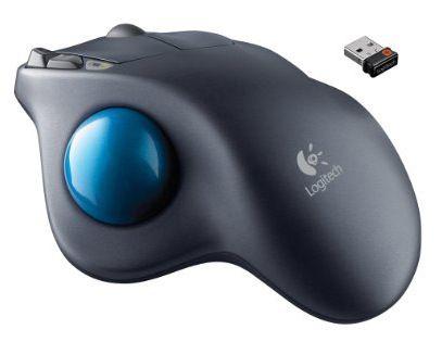 Logitech M570 Logitech M570   schnurlose Maus mit Trackball für 32,49€ (statt 45€)