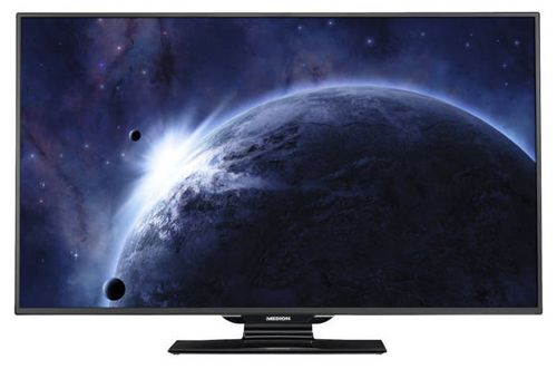 """Medion Life X18019 Medion Life X18019   50"""" Zoll Ultra HD TV (WLAN, Triple Tuner, USB, U HD) für 699,99€ (statt 899€)"""
