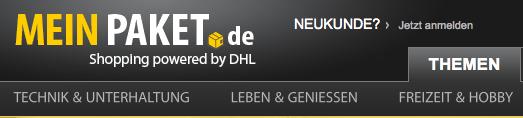 MeinPaket Info! 20€ MeinPaket Gutschein für Neukunden (100€ MBW)