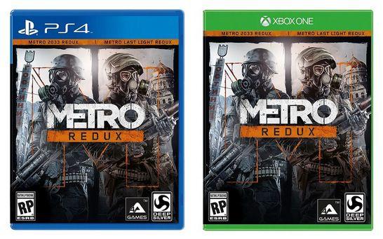 Metro Redux Metro Redux (PS4, Xbox One) für 31,99€ vorbestellen