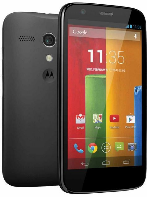 Motorola Moto G 8GB   4,5 Zoll Smartphone [B Ware] für 39,99€ (statt 100€)