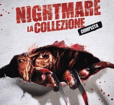 Nightmare on Elm Street 1 7 Blu ray Collection Box statt 31€ für 21,34€