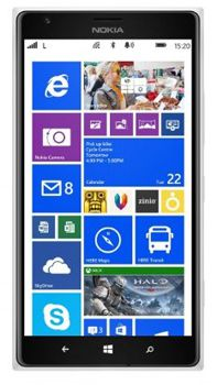 Nokia Lumia 1520 Smartphone (Full HD, 20 Megapixel Kamera, 2,2 GHz, Windows Phone 8) für 349€