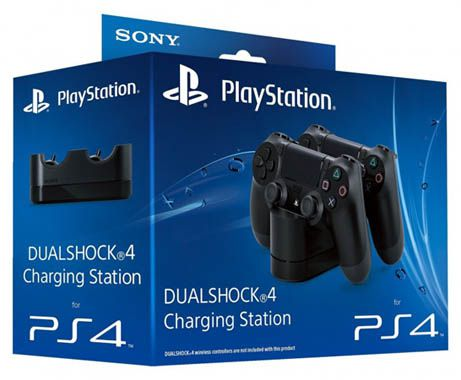 PS4 Dualshock4 Controller Ladestation PS4 Dualshock4 Controller Ladestation für 18,49€   nur für Neukunden!