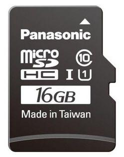 Panasonic GOLD MicroSDHC Panasonic GOLD MicroSDHC UHS 1 16GB inkl. SD Adapter für 8,99€ (statt 22€)