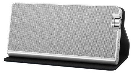 Panasonic SC NA10EG A Bluetooth Lautsprecher mit NFC inkl. Ledertasche für 79€ (Verlgeich: 113€)